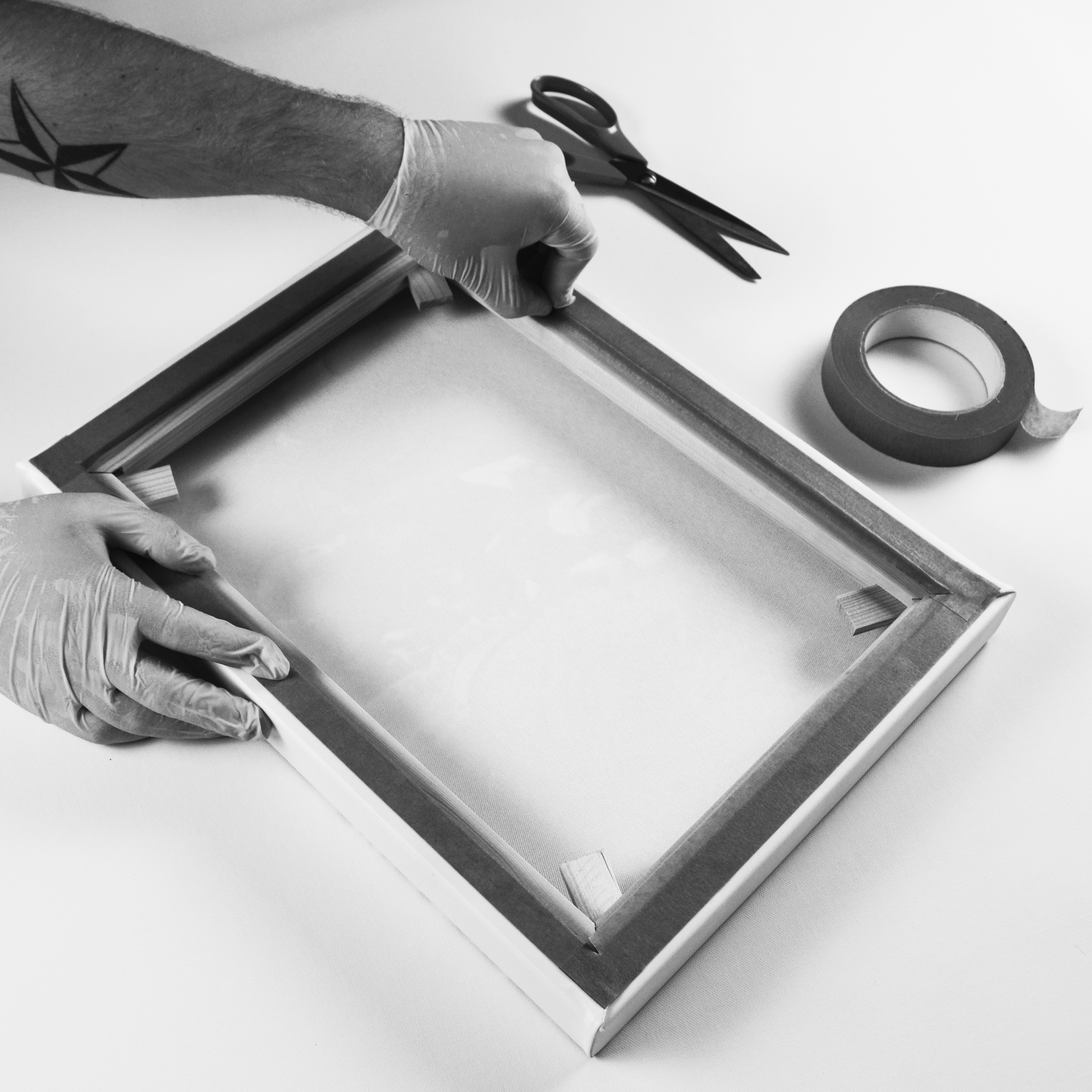 Trade Canvas Printing
