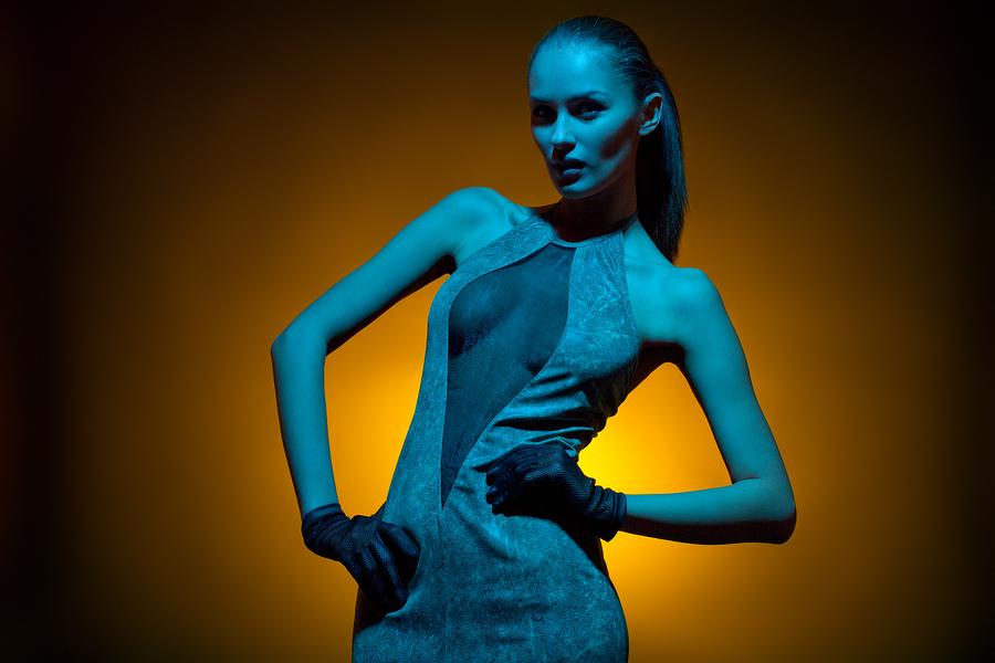 Mens Fashion Lighting Studio