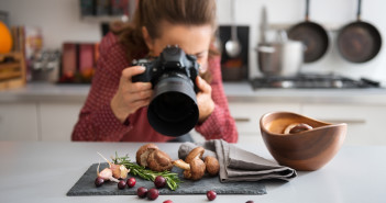 Food Photographer tips