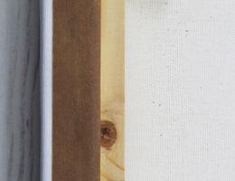 Museum-grade 420gsm 100% cotton canvas