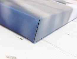 Hand-folded corners
